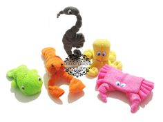 Under the Sea Washcloth Baby Animal Bundle by Cheeky Chique Baby, 5ct, $45.99  https://www.etsy.com/listing/198726157/washcloth-under-the-sea-animal-bundle?ref=shop_home_active_18