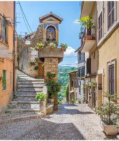 Subiaco (comuna italiana), Lácio, Roma, Itália