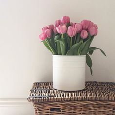 Event leftovers ☺️ #pink #tulips