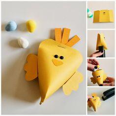 Chick Sour Cream Box Tutorial