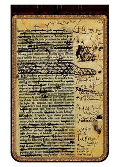 Balzac, Eugénie Grandet; Mini Reporter journals by Paperblanks