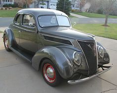 Ford : Other 5 window coupe 1937 Ford Coupe - http://www.legendaryfinds.com/ford-other-5-window-coupe-1937-ford-coupe/