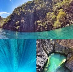 Gorgeous photo of the Barracuda Lake in Coron by Em D! Coron, Palawan, Philippines, Lifestyle, Outdoor Decor