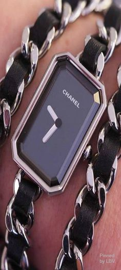 ~Chanel Watch   The House of Beccaria#