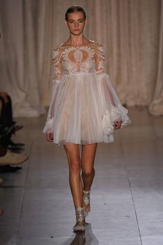 Marchesa's Gorgeous India Inspired Spring 2013 Show