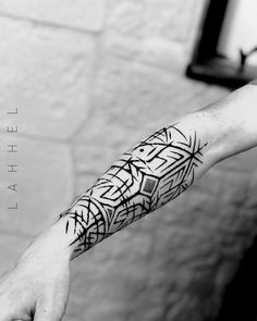 🌑 NORTHERN SPIRIT 🌑 As a friend said, I will not explain the meaning of the runes. Buddha Tattoos, Forearm Tattoos, Body Art Tattoos, Sleeve Tattoos, Tattoo Sleeves, 3d Tattoos, Cute Small Tattoos, Small Tattoo Designs, Tattoo Designs For Women