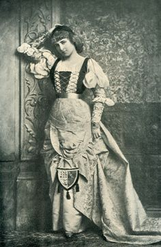 Lillie Langtry as Juliet - photo by Lafayette: Antique Photos, Old Photos, Vintage Photos, Historical Women, Historical Photos, Lilly Langtree, Lillie Langtry, Research Images, Theatre Costumes