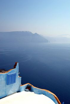 Oia, Santorini, Heaven on Earth