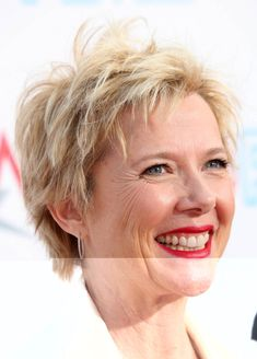 Short Choppy Hairstyle for Women Over 40 - Google Search
