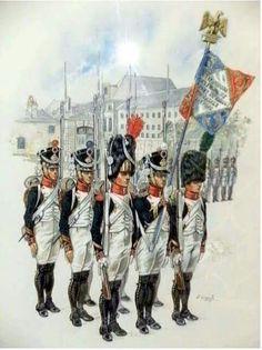 Gruppo bandiera della scuola militare di Saint Cyr