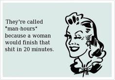 Woman time