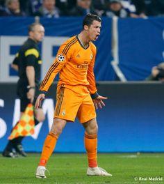 CR7. Real Madrid. Hala Madrid.