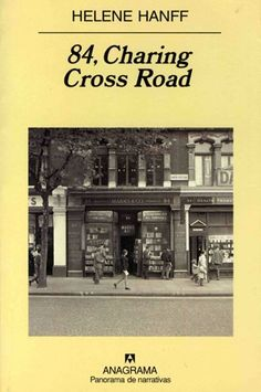 "Comienzo libro nº 24: ""84, Charing Cross Road"", de Helene Hanff"