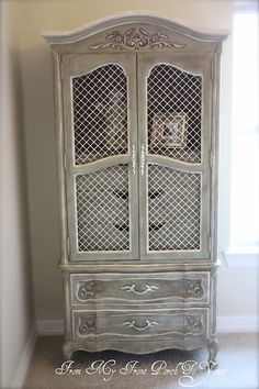 http://stores.ebay.co.uk/vintageplazauk repinned this - Chateau Grey & Old White