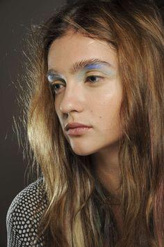 Ocean baby makeup - Wildfox inspiration for artists - Inspiration for artists from Wildfox Couture