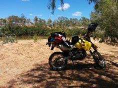 Motorcycle Camping, Biking, Adventure, Vehicles, Bicycling, Motorcycles, Car, Cycling, Adventure Movies