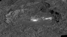 Scientists have a better sense of how bright areas on Ceres formed and changed over time -- processes indicative of an active, evolving world.