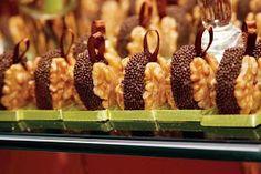 Veja as fotos de doces finos para seu casamento, doces que vão arrasar porque além de lindos são deliciosos.