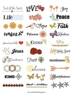 FREE Printable Faith Stickers!  Spice Up Your Art, Crafts, Journaling, Scrapbooking & More With these FREE DIY Printable Faith Stickers! Join our Encourage Community For FREE Private Access Now!