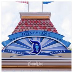 The Disneyland Diamond Celebration is almost here!