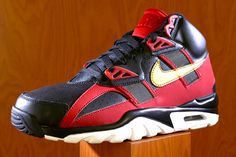 NIKE AIR TRAINER SC x 49ers