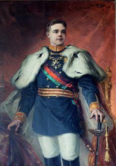 Retrato de D. Manuel II José Malhoa 1908