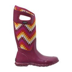 North Hampton Native Tall Women's Insulated Rain Boots - Size 10