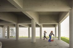 álvaro siza, working alongside carlos castanheira, has designed a concrete mausoleum as part of 'chin pao san', a private cemetery in taiwan. Taiwan, New Taipei City, Light Study, Exposed Concrete, Cemetery, Home Projects, Canopy, Architecture Design, Exterior