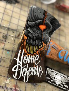 Casa Viking, Painted Signs, Hand Painted, Pinstripe Art, Pinstriping Designs, Sketch Tattoo Design, Metal Art Projects, Graffiti Wallpaper, Garage Art