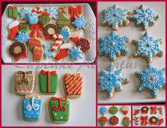 Cupcake Adventures: Christmas cookies