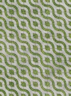 15 Paving and Grass Pattern Ideas for Garden - decoratop
