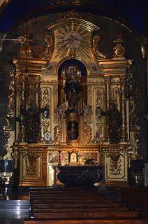 Imatges de Maria: Parròquia de Santa Felip Neri de Vic (Catalunya)