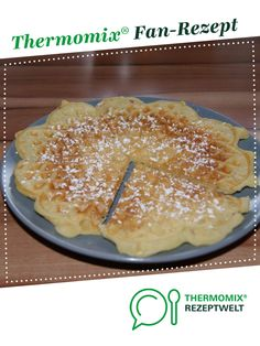 Apple waffles from A Thermomix ® recipe from the Sweet Baking category at www.de, the Thermomix ® Community. Apple waffles from A Thermomix ® recipe from the Sweet Baking category at www.de, the Thermomix ® Community. Chocolate Thermomix, Thermomix Desserts, Healthy Dessert Recipes, Baking Recipes, Cake Recipes, Fluffy Pancake Mix Recipe, Pancake Recipe With Yogurt, Best Pancake Recipe, Waffles