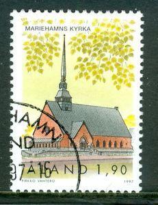 ALAND 1997 Mariehamn Church