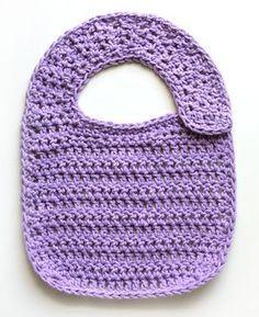 Easy crochet baby bib crochet crochet baby and easy crochet crochet spot blog archive free crochet pattern classic baby bib crochet patterns dt1010fo