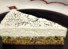 Húsvéti habos mákos szelet! Nem mindennapi finomság! Vanilla Cake, Tiramisu, Ale, Cheesecake, Easter, Poppy, Ethnic Recipes, Food, Heaven
