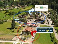 Dolomiti camping village + rafting center Maybe winter or summer vacation?