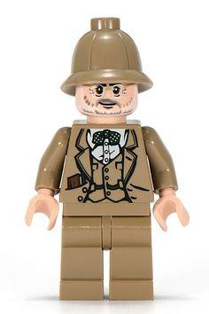 lego - henry jones sr.