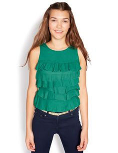 I've spotted this @BodenClothing Felicity Frill Top