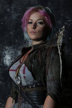 Designer of the project is Viola Sychowska founder of Wasted Couture / post apocalyptic women's fashion / wasteland / dystopia / cosplay / LARP
