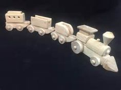 Search Unfinished wooden toy trains. Views 134339.