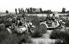 Sección de motos (años sesenta)