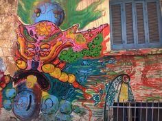 Art graffiti photo