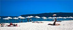 Beach in Varna, Black Sea