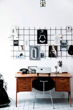 idee per scrivania by Valinapostit