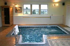 small-indoor-therapy-pools-17 Swimming Pools, Lap Pools, Indoor Pools, Pool Kits, Pool Care, Pool Construction, Diy Pool, Small Pools, Pool Houses