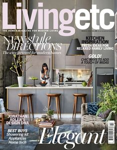 Sneak Peak At The Best Interior Design Magazines March Issues