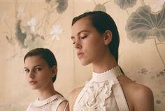stylesight:    Givenchy Haute Couture F/W 11 by Kasia Bobula