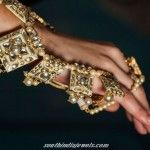Designer Polki pearl Necklace