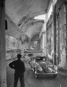 Wolfsburg c 1946